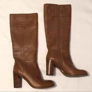 NWOT Nine West Leather Boots